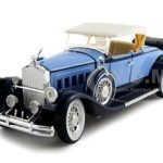 1930 Pierce Arrow Model B Blue 1/32 Diecast Car Model by Signature Models