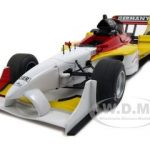 2007 A1 GP Overall Winner Team Germany Formula 1 1/18 Diecast Model Car by Autoart