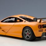Mclaren F1 LM Edition Historic Orange 1/18 Diecast Car Model by Autoart