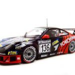 Porsche 911 (996) GT3 RSR 2005 Yokohama #136 1/18 Diecast Model Car by Autoart