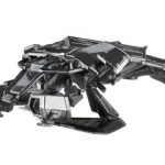 Batman Dark Knight Rises The Bat Plane Elite 1/50 Diecast Model by Hotwheels