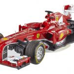 Elite Ferrari F2013 F138 Fernando Alonso Formula 1 2013 F1 China GP 1/43 Diecast Car Model by Hotwheels