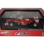 Ferrari F2013 F138 Felipe Massa Formula 1 2013 F1 1/43 Diecast Car Model by Hotwheels