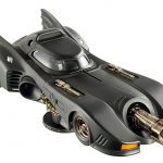 Elite 1992 Batman Returns Batmobile Cutl Classics Michael Keaton 1/18 Diecast Car Model by Hotwheels