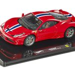 Ferrari 458 Italia Speciale Elite Edition 1/43 Diecast Car Model by Hotwheels