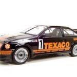 Ford Sierra Cosworth RS 500 Group A 1987 Texaco K.Ludwig/S.Soper #1 1/18 Diecast Model Car by Autoart
