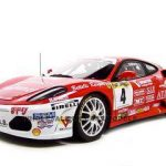 Ferrari F430 Challenge Elite Edition #4 1/18 Diecast Model Car by Hotwheels