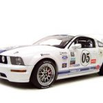 Ford Racing Mustang FR 500C Grand-Am Cup GS 2005 S.Maxwell/D.Empringham #05 1/18 Diecast Model Car by Autoart