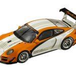 Porsche 911 997 GT3 R Hybrid 2010 1/18 Model Car by Spark