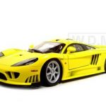 Saleen S7 Twin Turbo Yellow 1/12 Diecast Model Car by Motormax