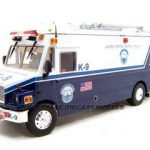 Freightliner MT-55 EMT K-9 Police 1/32 Diecast Car by Unique Replicas