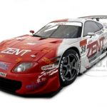 Toyota Supra Super GT 2005 Zent Cerumo #38 1/18 Diecast Car Model by Autoart