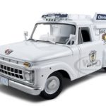 1965 Ford F100 Good Humor Ice Cream Truck 1/18 Diecast Model Car by Sunstar