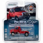 International Durastar 4400 Tow Truck Red 1/64 Diecast Model by Greenlight
