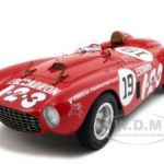 Ferrari 375 Plus V #19 Carrera Panamericana Winner 1:18 Diecast Car Model by BBR
