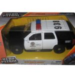 2010 Chevrolet Tahoe LAPD Los Angeles Police Department 1/32 Diecast Car Model by Jada