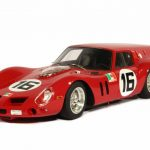 1962 Ferrari 250GT 250 GT Breadvan #16 Le Mans Abate/Davis 1/18 Model Car by Look Smart