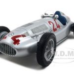 1939 Mercedes W 165 #24 Grand Prix of Tripolis 1 of 5000 Produced  1/18 Diecast Car Model by CMC
