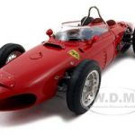 1961 Ferrari Dino 156 F1 Sharknose 1/18 Diecast Model Car by CMC