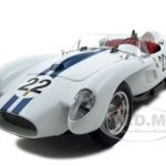 1958 Ferrari 250 Testa Rossa Pontoon Fender #22 1 of 5000 Produced 1/18 Diecast Car Model by CMC