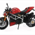 Ducati Mod Streetfighter S Motorcycle 1/12 by Maisto