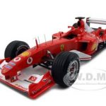 Ferrari F1 Formula 1 Michael Schumacher 2003 Japan Gran Prix #1Elite Edition 1/18 Diecast Car Model by Hotwheels