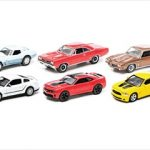 Greenlight Muscle Series 6 6pc Set 1/64 Diecast Car by Greenlight