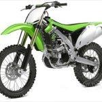 2012 Kawasaki KX450F Bike Motorcycle 1/6 Model by New Ray