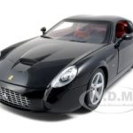 Ferrari 575 GTZ Zagato Black 1/18 Diecast Model Car by Hotwheels