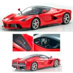 Ferrari LaFerrari Red 1/12 Model Car by Kyosho