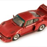 1983 Porsche 911 Turbo TAG 1/43 Model Car by Spark