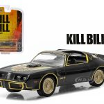 1979 Pontiac Firebird Trans Am Kill Bill Movie Part 1 & 2 1/64 Diecast Model Car by Greenlight