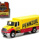 2013 International Durastar 4400 Pennzoil Delivery Truck HD Trucks Series 2 1/64 Diecast Model by Greenlight