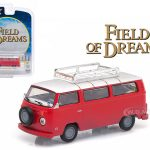 1973 Volkswagen Type 2 (T2B) Bus Field of Dreams (1989) Movie Hollywood Series 9 1/64 Diecast Model by Greenlight