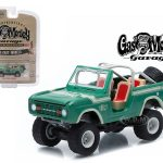 1976 Ford Bronco Gas Monkey Garage 1/64 Diecast Model Car by Greenlight
