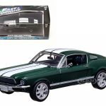 Seans 1967 Ford Mustang The Fast and The Furious Movie (2006) Tokyo Drift 1/43 Diecast Car Model by Greenlight