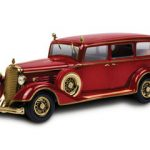 1932 Cadillac Deluxe Tudor Limousine 8C The Last Emperor of China 1/43 by True Scale Miniatures