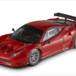 Ferrari 458 Italia GT2 Launch Version Red Elite Edition 1/43 Diecast Car Model by Hotwheels