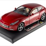 Super Elite Ferrari FF 1/18 Diecast Car Model by Hotwheels