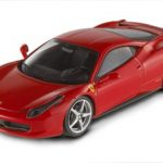 Ferrari 458 Italia Red Scuderia Elite Edition Limited Edition 1/43 Diecast Model Car by Hotwheels