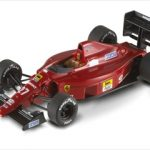 Ferrari F1-89 #27 Nigel Mansell Hungary GP 1989 Elite Edition 1/43 Diecast Model Car by Hotwheels