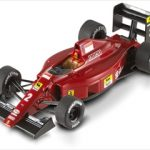 Ferrari F1-90 #2 Nigel Mansell Brazil GP 1990 Elite Edition 1/43 Diecast Model Car by Hotwheels