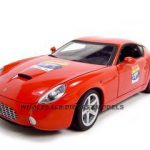 Ferrari 575 GTZ Red 60 Anniversary Edition 1/18 Diecast Model Car by Hotwheels